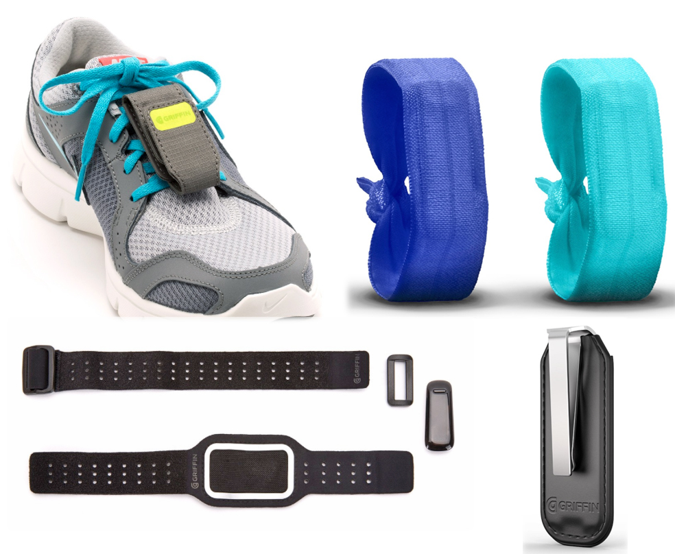 griffin accessories for fitness trackers   the gadgeteer