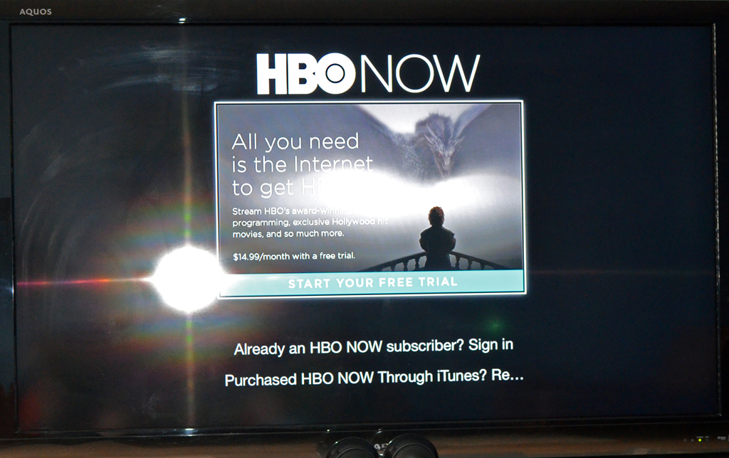 The Secret Code to Get HBO Without Cable TV