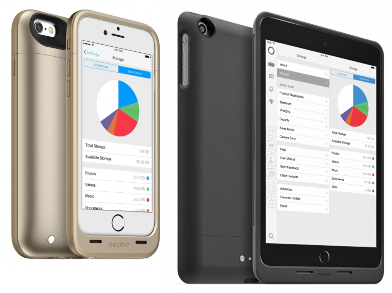 outlet store 3f0dc 8da9a mophie space pack cases for iPhone 6, 6 Plus, and iPad mini – The ...