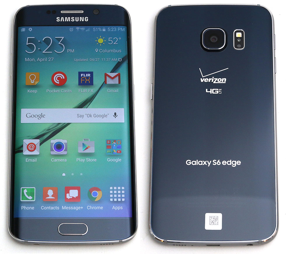 samsung galaxy s6 edge review the gadgeteer. Black Bedroom Furniture Sets. Home Design Ideas