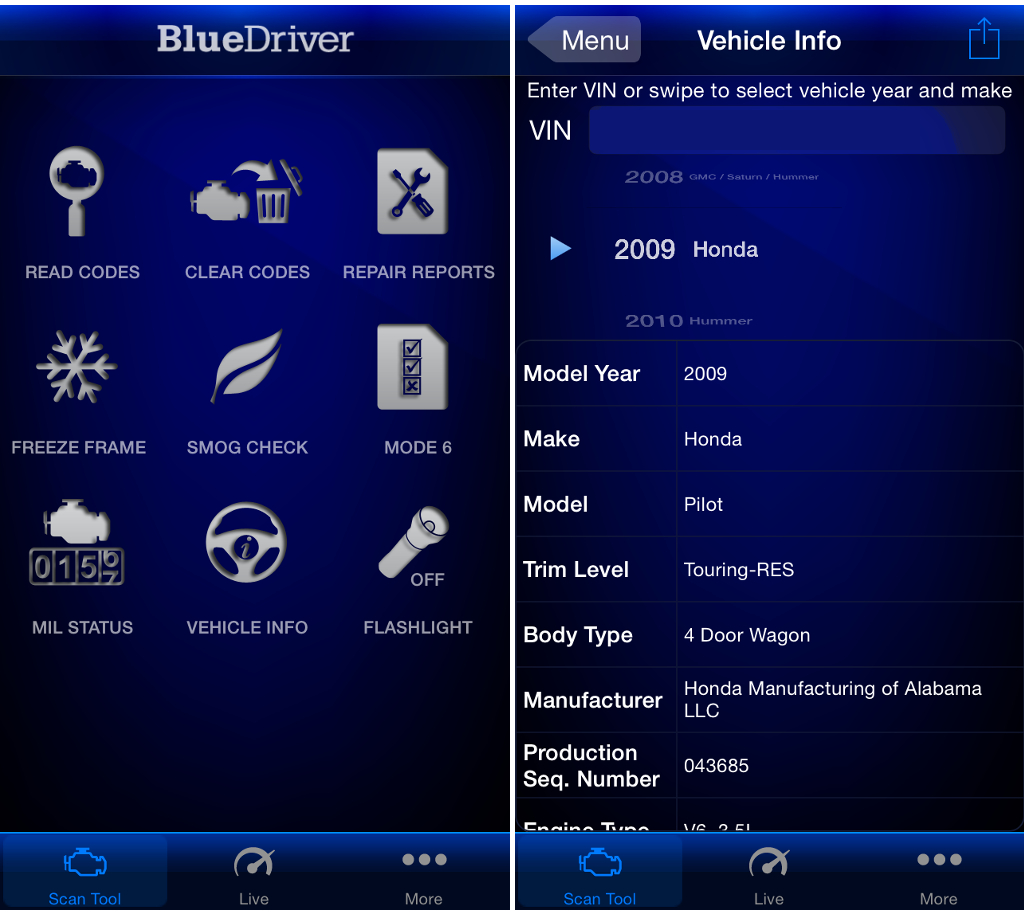Bluedriver Obd2 Bluetooth Scan Tool Review The Gadgeteer