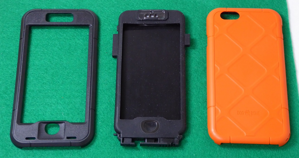 on sale e7980 c85e5 Dog & Bone Wetsuit iPhone 6 waterproof case review – The Gadgeteer