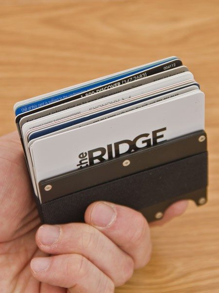The Ridge Wallet 10
