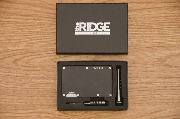 The Ridge Wallet 2