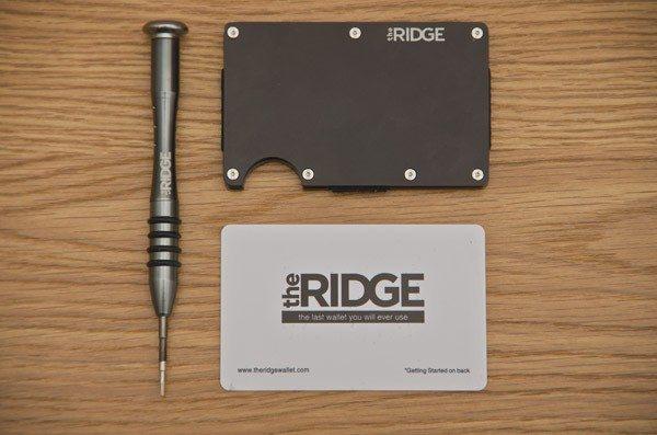 The Ridge Wallet 3