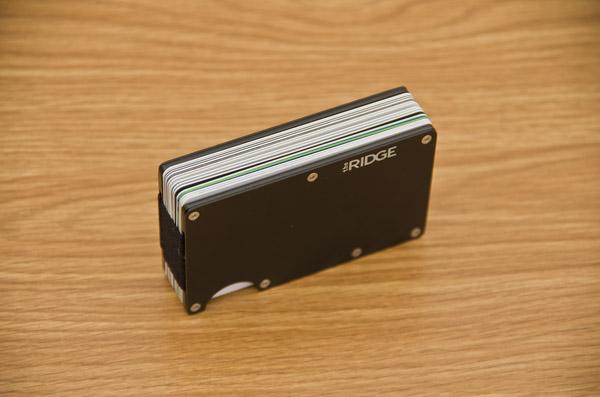 Ridge Wallet Review The Gadgeteer