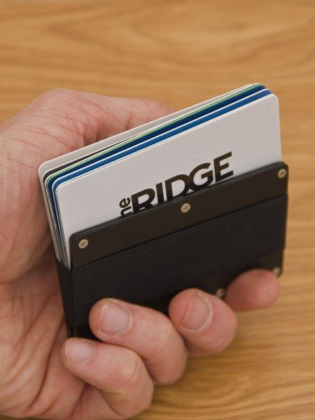 The Ridge Wallet 9
