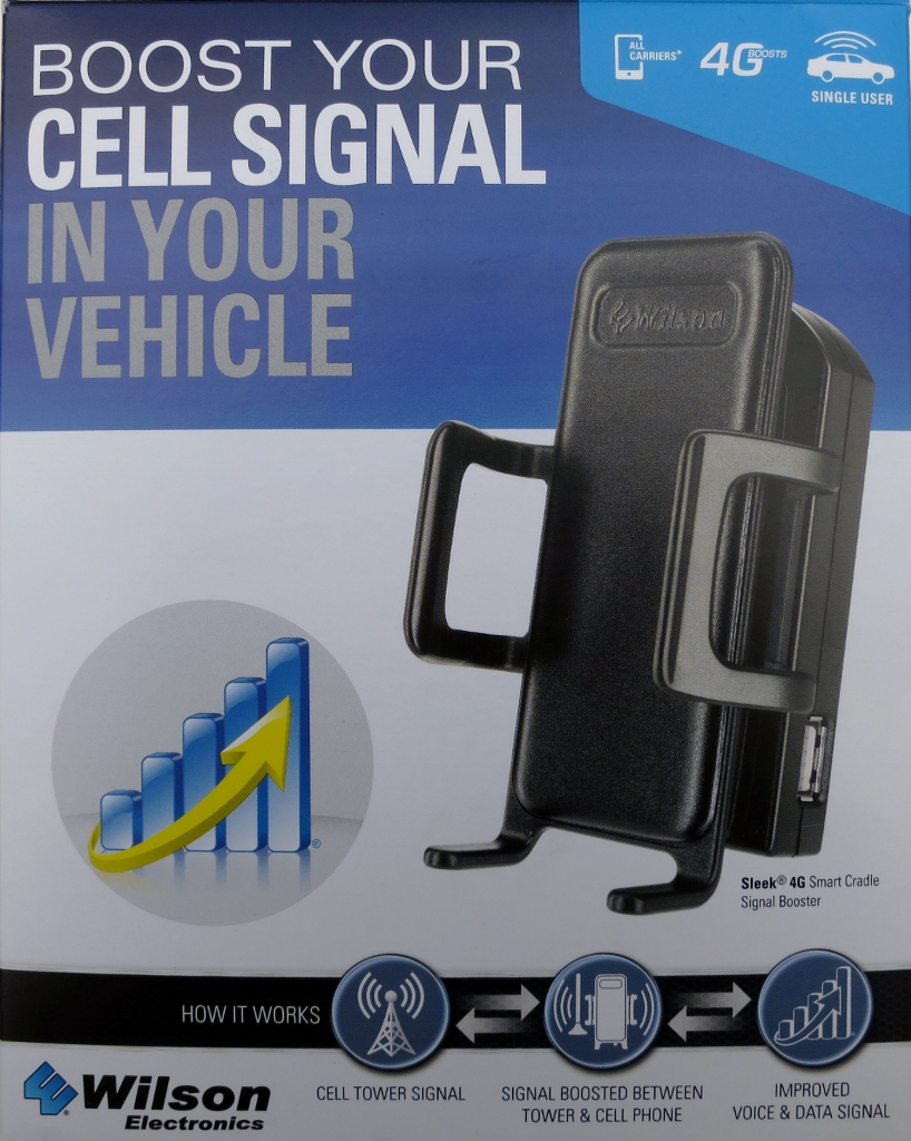 Cell Phone Signal Booster For Car Travel