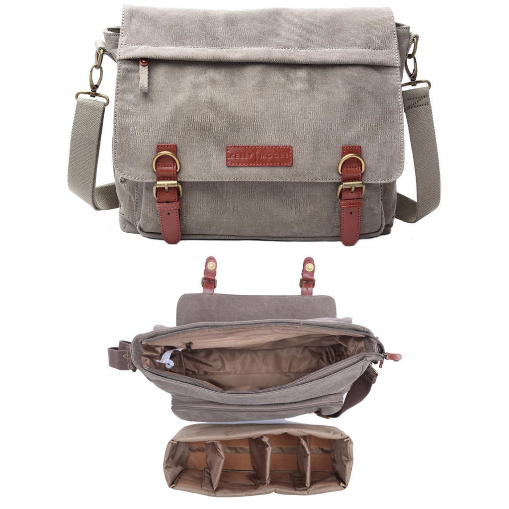 the casual kate bag can be your camera bag daily gear bag or even a diaper bag the gadgeteer. Black Bedroom Furniture Sets. Home Design Ideas