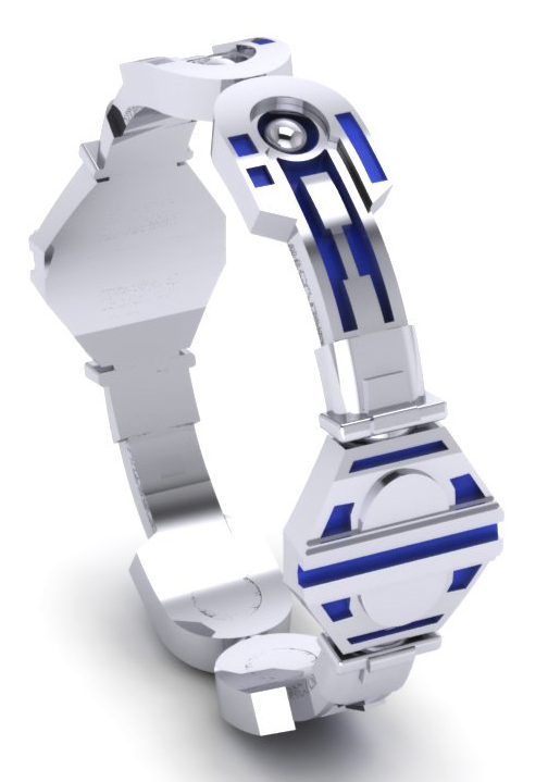 "e9ca41b06d0 Say ""I Do"" with a set of matching Droid wedding bands – The Gadgeteer"