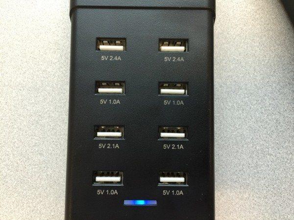 EasyAcc 8 port USB-07