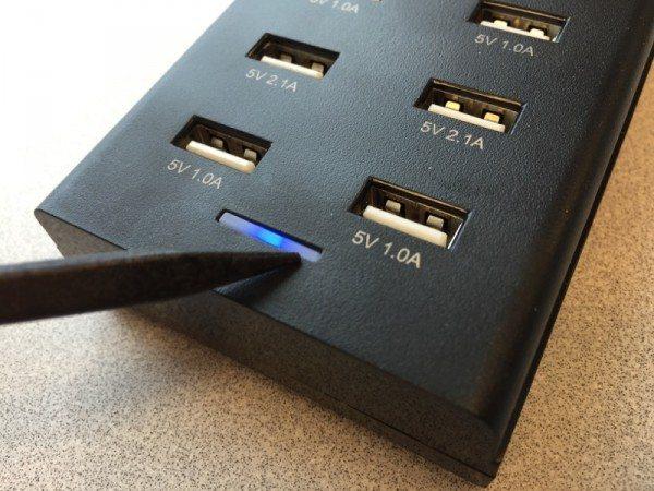 EasyAcc 8 port USB-10