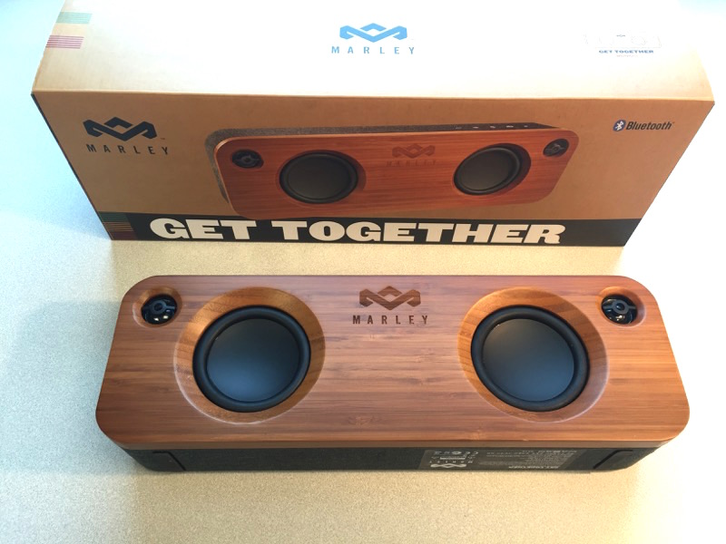 Marley Get Together Bluetooth speaker review – The Gadgeteer