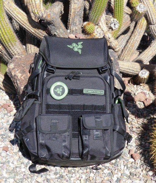 Razer Tactical Gaming Backpack-1