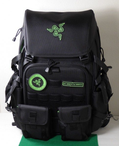Razer Tactical Gaming Backpack-2