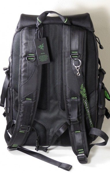 Razer Tactical Gaming Backpack-3