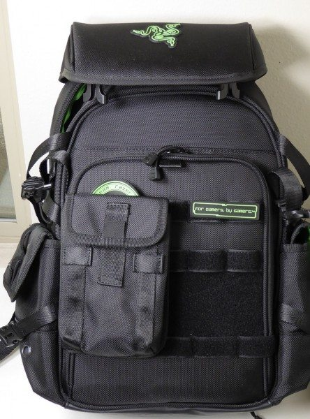 Razer Tactical Gaming Backpack-7