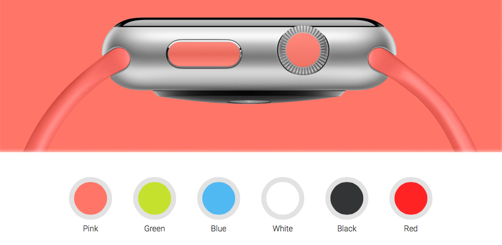 Customize the look of your Apple Watch Sport with WatchDots – The Gadgeteer