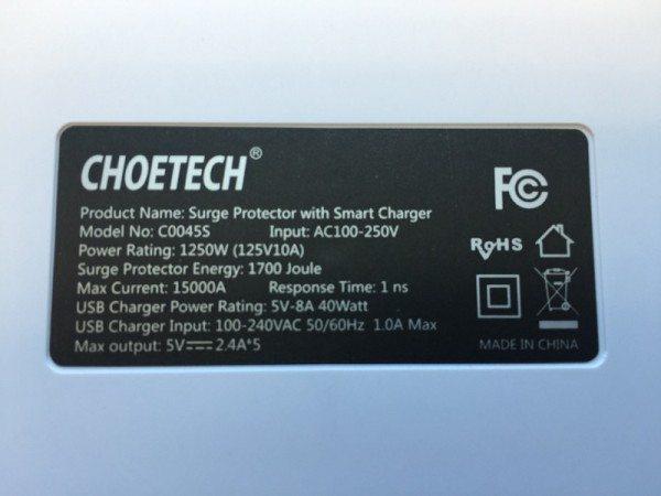 choetech C0045S-05
