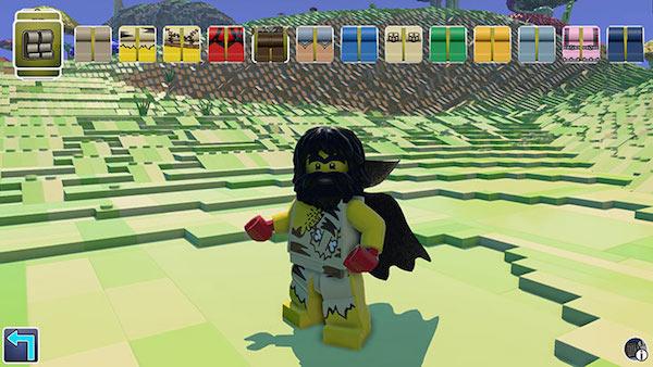 LEGO announces LEGO Worlds building game