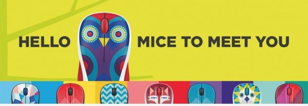 logitech play mice