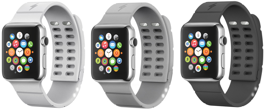 More than double the Apple Watch's battery with the Reserve Strap – The Gadgeteer