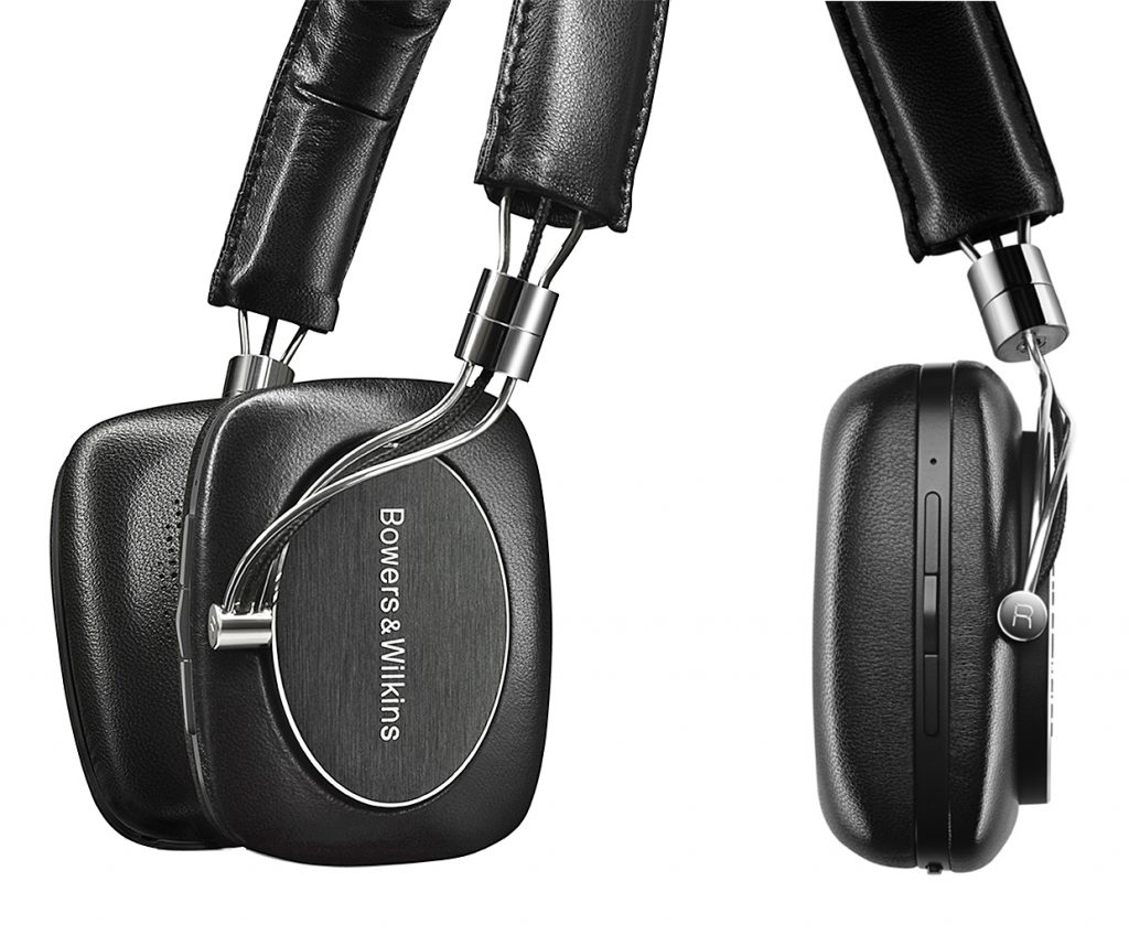 bowers wilkins has cut the cord on their p5 headphone the gadgeteer. Black Bedroom Furniture Sets. Home Design Ideas