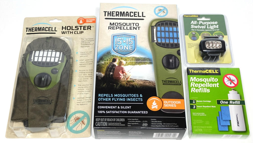 New ThermaCELL All Purpose Swivel Light LED-AP For Mosquito Repellent Appliance