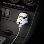 ThinkGeek Stormtrooper USB car charger