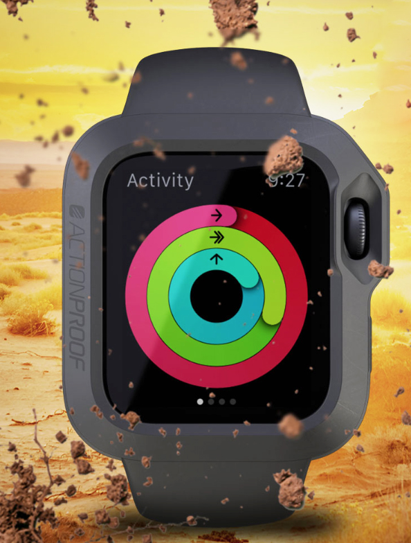 wholesale dealer add5a 1b7d9 The Bumper for Apple Watch by Actionproof review – The Gadgeteer