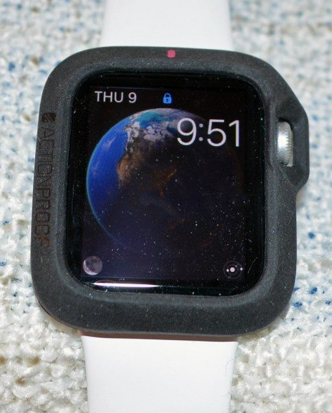 actionproof bumper for apple watch 9