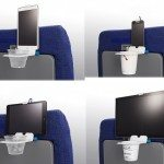 The Airhook gives your airline seat a comfort upgrade
