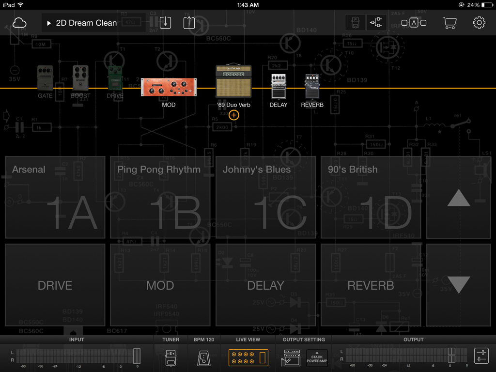 Bias FX amp-and-effects processor app for iPad review – The Gadgeteer