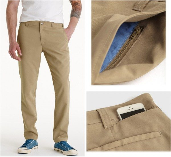 bluff works travel pants