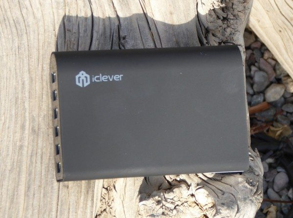 iClever 6 Port USB Travel Wall Charger-1