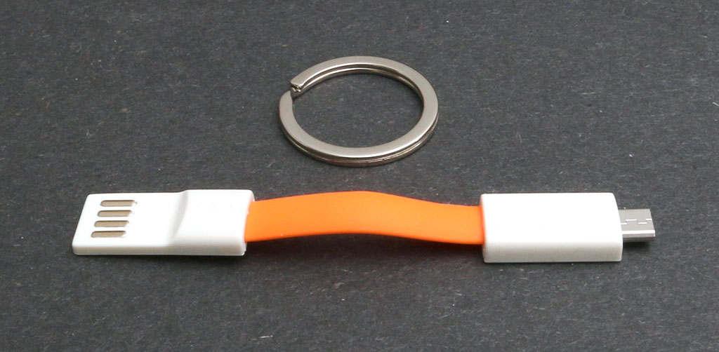 Incharge Keyring Charger Review The Gadgeteer