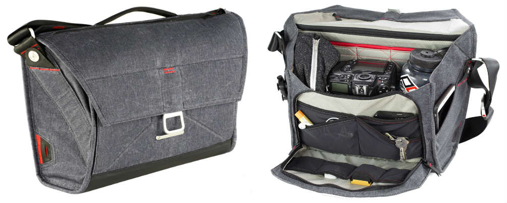 Peak Design S Everyday Messenger Bag Kickstarter Campaign