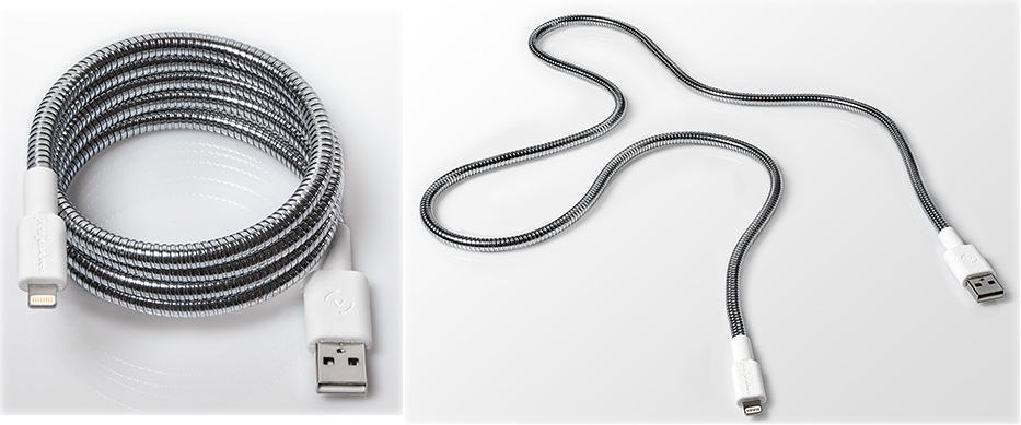 forget the man of steel this titan is the lightning cable of steel