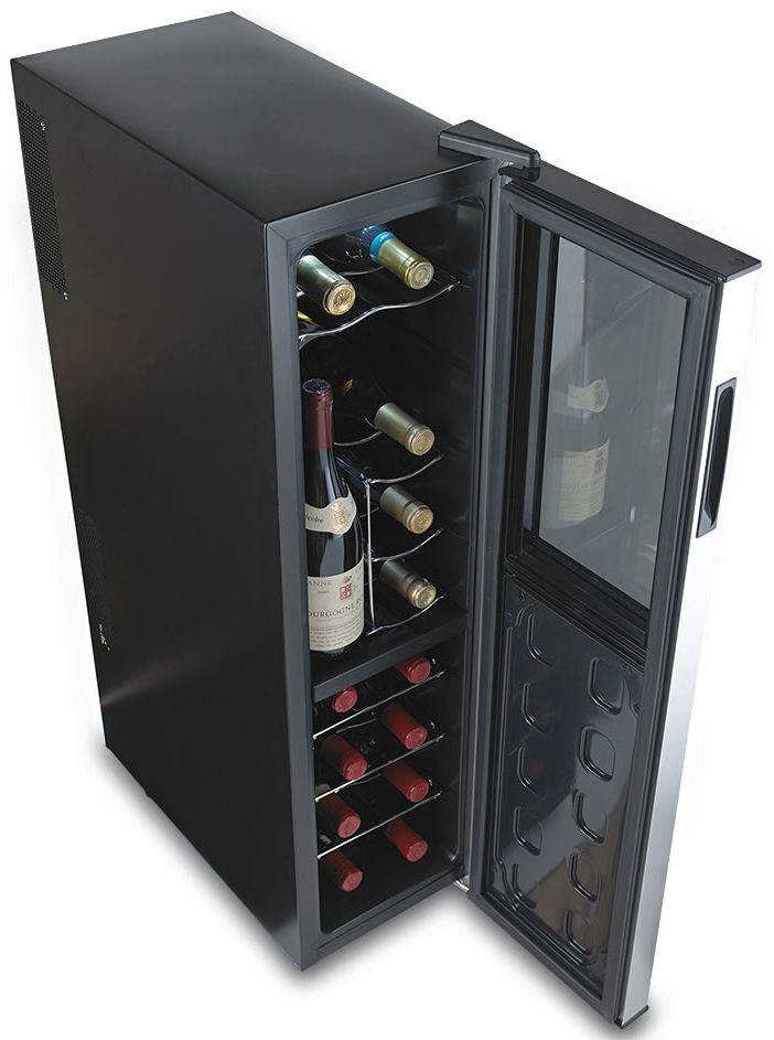 small wine cooler canada ultra slim fridge reviews cabinet
