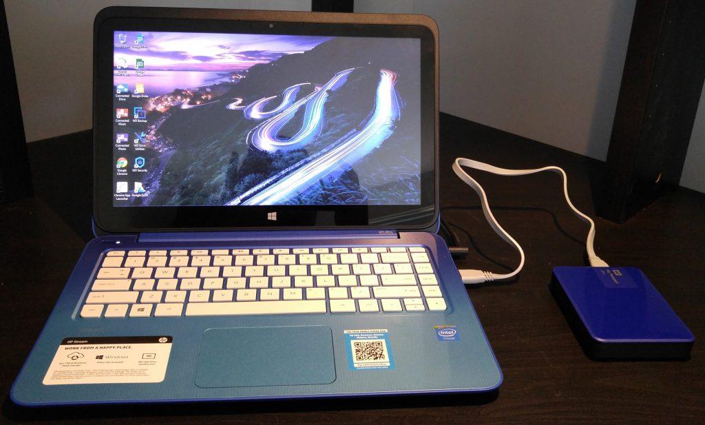 Western Digital My Passport Ultra 2 TB portable external