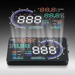 A8 OBD Heads Up Display (HUD) review