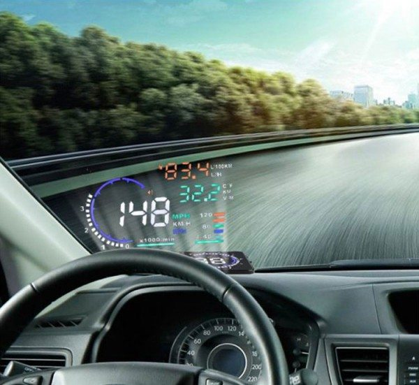 A8 Obd Heads Up Display Hud Review The Gadgeteer