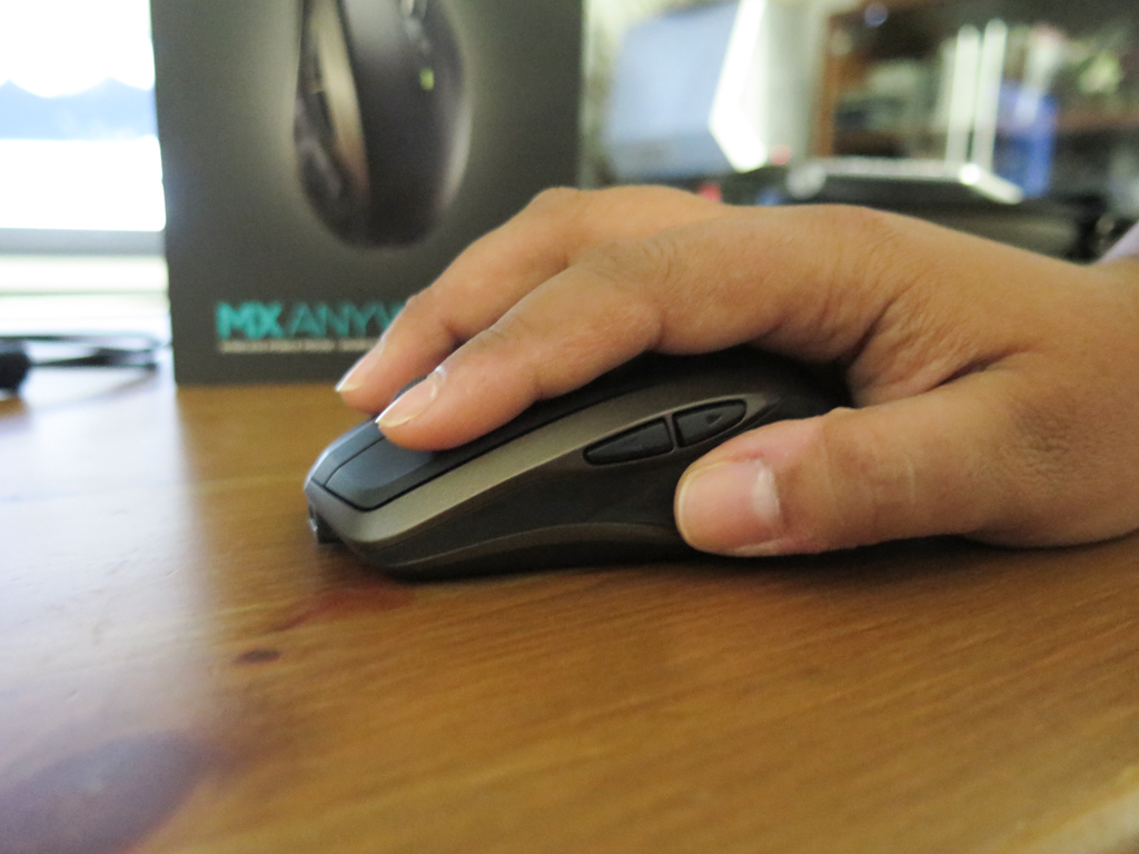 Logitech MX Anywhere 2 wireless mouse review – The Gadgeteer