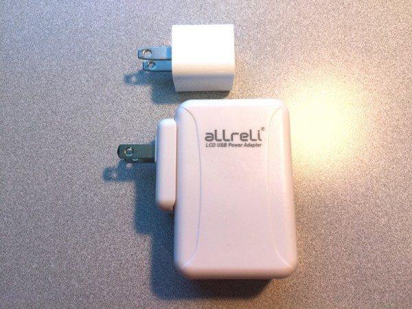 allreli LCD dual chg-08
