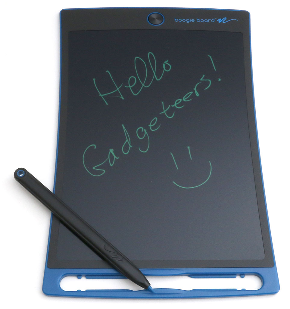 Boogie Board Jot LCD e-writer Review - PC-Tablet