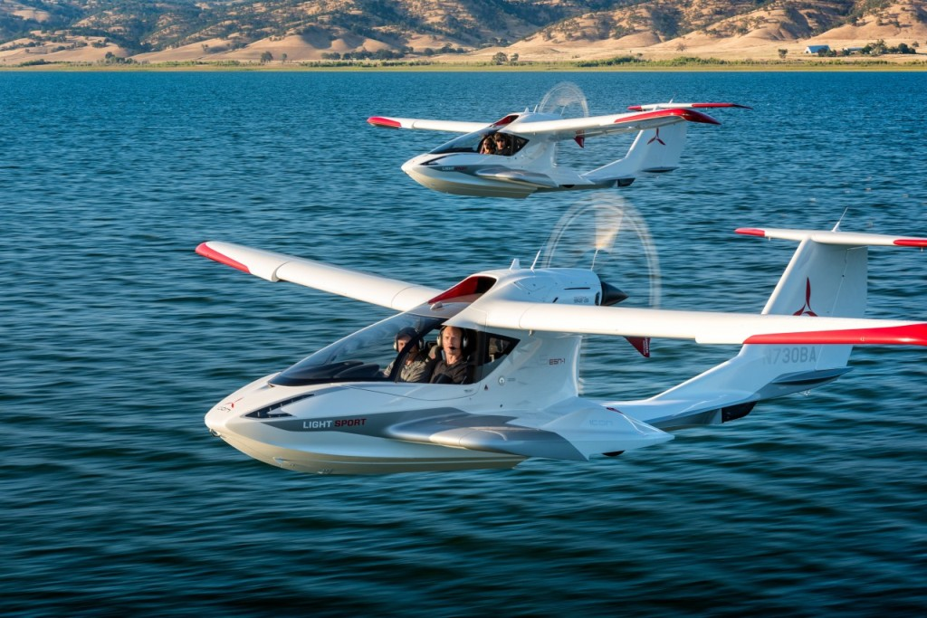 ICON A5: Brilliant aircraft innovation