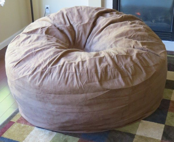 Wondrous Sumo Sultan Big Bean Bag Chair Review The Gadgeteer Bralicious Painted Fabric Chair Ideas Braliciousco