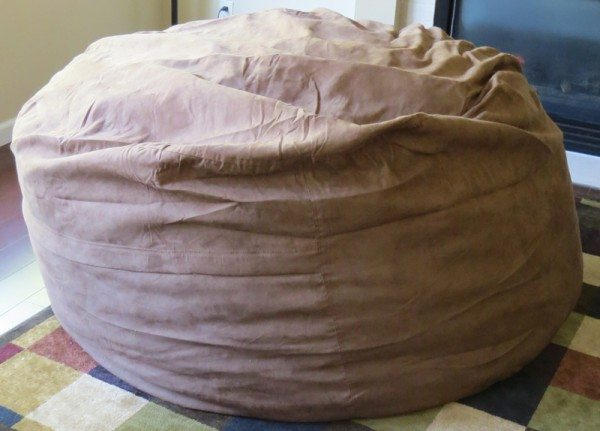 Superb Sumo Sultan Big Bean Bag Chair Review The Gadgeteer Bralicious Painted Fabric Chair Ideas Braliciousco