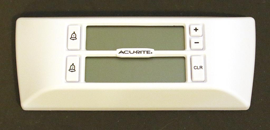 Acurite Digital Refrigerator Thermometer And Freezer