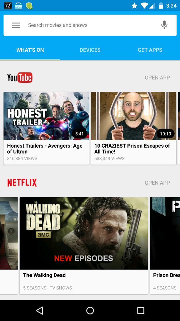 The completely redesigned Chromecast app is awesome and available